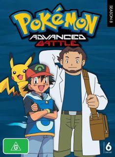 Pokemon - Season Advanced Battle (New Packaging) ~ DVD Friends Season 1, Season 8, First Pokemon, Pokemon Sun, Pokemon Season 12, Pokemon Indigo League, Mewtwo Strikes Back, Pokemon Advanced, Pokemon Movies