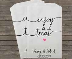Treat Bags - Stamps Jubilee