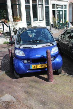 Dinsdag 7 april 2015, Amsterdam, Smart Parking