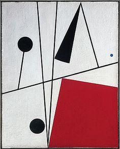 Sophie Taeuber-Arp, 1932