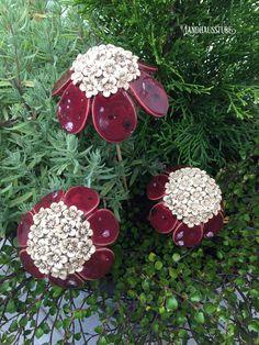Meer dan 1000 idee n over tuin decoratie op pinterest hek deco en buiten - Deco kleine tuin buiten ...