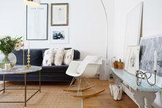Andrea Reh: Interiors | Stockholm, Sweden
