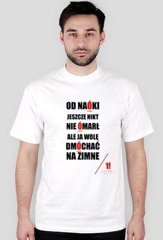 NAóKA classic TS Classic, Mens Tops, How To Wear, T Shirt, Fashion, Derby, Supreme T Shirt, Moda, Tee Shirt