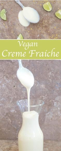 If you are looking for a healthier creme fraiche substitute? This vegan version will truly satisfy that craving! Uses only 4 ingredients and made in 15 minutes or less.