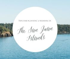 Tips for Planning a Wedding in The San Juan Islands: Part One — ⚓✨B. Family Vacation Destinations, Family Vacations, Vacation Spots, Destination Wedding Locations, Wedding Venues, Lopez Island, San Juan Islands, Waterfront Wedding, Places To Get Married