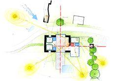 Elements Workshop - Avrillé House - France - Plan