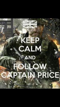 Captain price is best captain