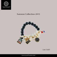 Come!!!  And you will fall in love with our accessories. Check our awesome black and white bracelet  From Scarf Home summer collection 2015  You can find it at our branches. Cairo Festival City Mall  City Stars Mall Mall of Arabia Cairo City Center Alexandria Porto Marina Gezieret El Arab Follow us on instagram.com/scarf_home من مجموعة سكارف هوم .. اكسسوارات صيف 2015 . زوري أقرب فرع لينا في القاهرة أو الأسكندرية .. لمزيد من المعلومات اتصلي بينا على 01000209916 ‪#‎bracelet