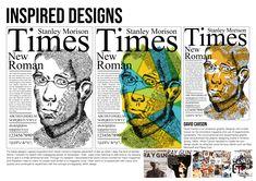 New Roman, David Carson, Freedom, Design Inspiration, Liberty, Political Freedom