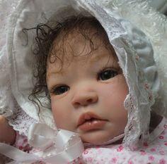 Gorgeous Reborn Baby Girl Very Lifelike and Beautiful - Natalie Sue