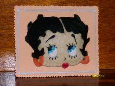 Broche Betty Boop