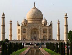 インドの神秘的な文化遺産・タージマハルは世界の名作に影響を与えていた!