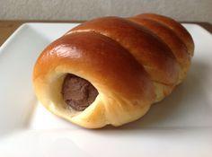 コロネ (Korone) sweet bread Recipe: https://www.youtube.com/watch?v=6OELw6H-8BI