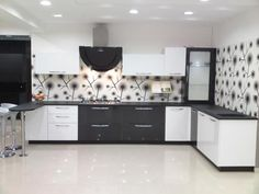 Work example of Hafele Modular Kitchen by Selz Business House