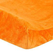 Babies R Us Plush Changing Pad Cover - Orange