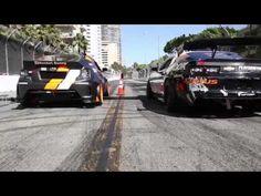Tire,hankook tire, 2014 Formula Drift Long Beach, CA Highlights - YouTube