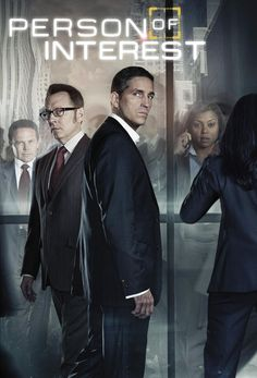 "TV SERIES – Person of Interest ""2011-2016"" (Genre: Action) Starring: Michael Emerson as Harold Finch, Jim Caviezel as John Reese, Kevin Chapman as Lionel Fusco, Taraji P. Henson as Joss Carter, Amy Acker as Root & Sarah Shahi as Sameen Shaw. Plot: An ex-CIA agent and a wealthy programmer save lives via a surveillance AI that sends them the identities of civilians involved in impending crimes. However, the details of the crimes – including the civilians' roles – are left a mystery."