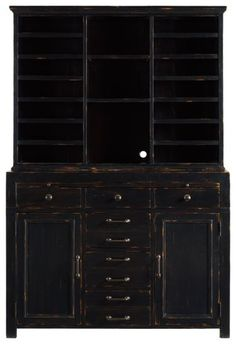 Stanley (The Classic Portfolio - Artisan Collection) Buffet w/ Hutch