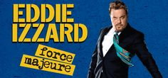 Already one of the most acclaimed comics of his generation, Eddie Izzard is developing an equally stellar reputation as a film, television and stage actor. Get your Tickets now for the August 29th show by going to www.thevetsri.com and using Pre-Sale Code FORCE