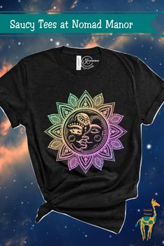 Tell the world who you are! Our shirts are printed direct to garment, right here in the United States! Our method makes sure your colors will never fade or crack!