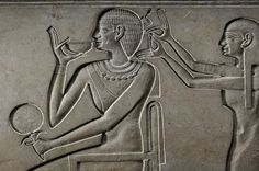 Egyptian hairstyling