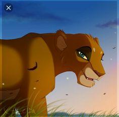 New lioness lion king fan art