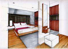 deviantART: More Like Living room marker by ~MaoUndo:
