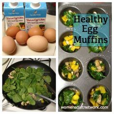 Eat a healthy breakfast everyday. This would be awesome to just grab a couple on my way to work.