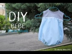 Toddler Sewing Patterns, Sewing For Kids, Baby Sewing, Patchwork Baby, Baby Couture, Diy Baby, Sewing Clothes, Baby Knitting, Athletic Tank Tops