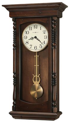 find this pin and more on howard miller wall clocks by - Howard Miller Wall Clock