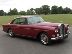 1965 Rolls-Royce Silver Cloud III Coupe by Mulliner/Park Ward
