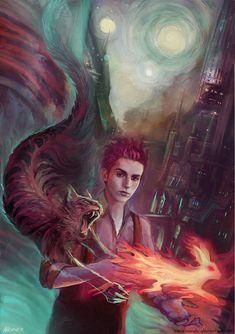 The Conjurer by ~saramondo on deviantART