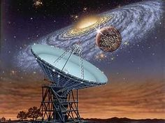 La señal 'wow': La señal tuvo una duración de 37 s., y venía del espacio exterior. El 15 de agosto de 1977 el astrónomo Jerry Ehman, de la Universidad de Ohio  (EEUU), recibió una señal del radiotelescopio de Delaware. Al ver la transcripcción de la señal, Ehman escribió al lado la palabra 'wow1'. 28 años después, nadie ha conseguido dar una explicación de quién la emitió. La radiación provenía de Sagitario. La estella más cercana en esa dirección está a unos 220 años luz