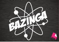 Hey, I found this really awesome Etsy listing at https://www.etsy.com/listing/229118888/bazinga-vinyl-decal-sticker