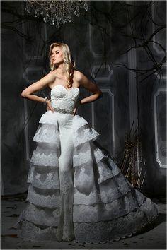 The brand new Impression Bridal collection. @weddingchicks