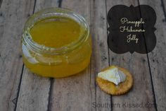 Pineapple Habanero Jelly - makes an incredible appetizer!  |  SouthernKissed.com