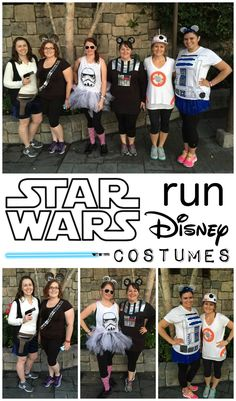 Star Wars Run Disney Costume: Chewbacca