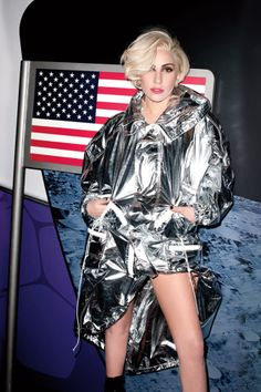 Lady Gaga por Terry Richardson para Harper's Bazaar US