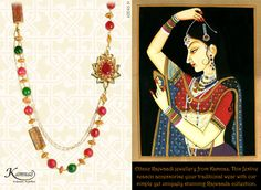 #kamnazjewellery   Ethnic rajwaadi jewellery from Kamnaz. This festive season accessorise your traditional wear with our simple yet uniquely stunning Rajwaada collection. #rajwaadijewellery   #jewelry #jewellery #jewellerylovers #jewellerytrends #designerjewellery #indianjewellery #indianjewelry #traditionaljewellery #jewelryforwomen #jewellerytrends