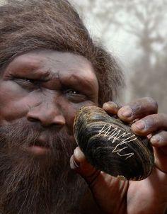 El dibujo más antiguo de la humanidad | Ciencia | EL PAÍS