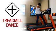 Dance Treading to Michael Jackson #dance #treadmill