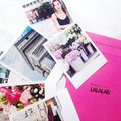 The pink enveloppe that makes you happy! http://www.lalalab.com/en/?lang=en&utm_content=buffer71562&utm_medium=social&utm_source=pinterest.com&utm_campaign=buffer #LALALAB #prints