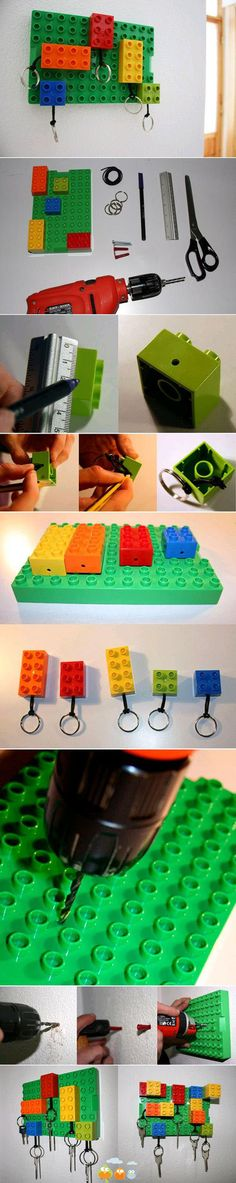a lego organizer, this is different and really neat