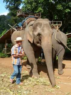Trek, North Thailand 2013
