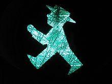 Ostalgie - a very interesting phenomenon. Pedestrian Crossing, Literary Theory, East Germany, Berlin Germany, Reunification, Time Travel, Retro Vintage, Symbols, Image