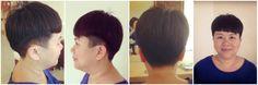 Short Hair . Two Tone