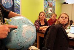 Southern Ocean debate buoys teachers' role in classroom   : Stltoday