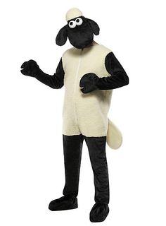 Shaun das Schaf Kostüm von maskworld.com #karneval #fasching