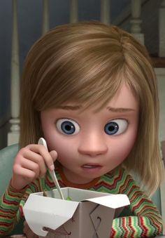 pixar inside out  riley