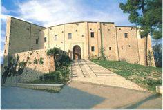 Castle of Nocciano. Abruzzo, Italy